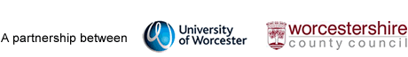 In partnership - University of Worcester - Worcestershire County Council